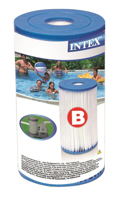 Cartouche de filtration intex b cash piscines carcassonne - Cash piscine carcassonne ...