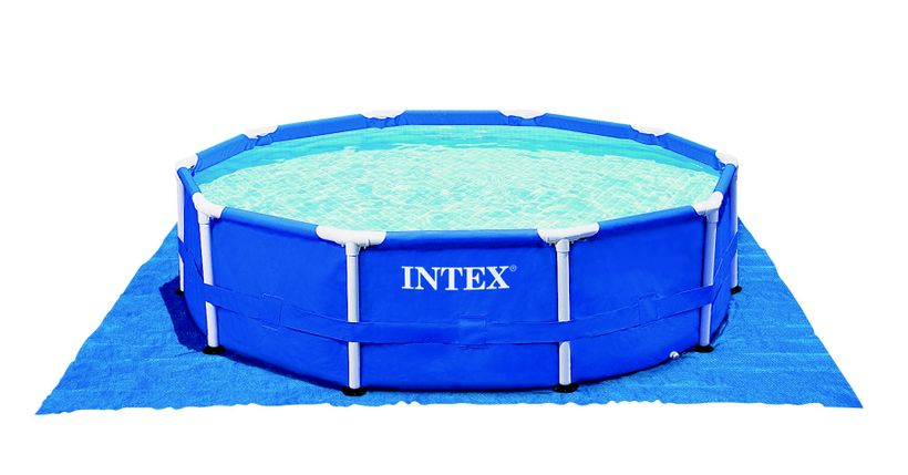 TAPIS DE SOL INTEX 4,72x4,72m